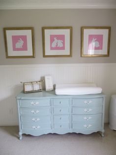Project Nursery - Bunny Images