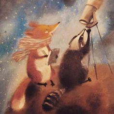 Watching the stars by Diana Lapshina