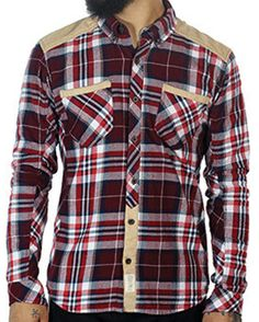 Get the best quality biker brick checked designer flannel shirts apparel,provides by Oasis Uniform with best offer price. Additional discount will be also available on your every wholesale deals.visit the website. Best Flannel Shirts, Flannel Outfits, Mens Flannel Shirt, Flannel Clothing, Best Uniforms, Work Uniforms, Clothing Websites, Stylish Men