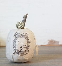 love this pumpkin!