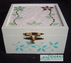 Denani Artesanato - Aulas de Mosaico em Moema - Álbum de fotos
