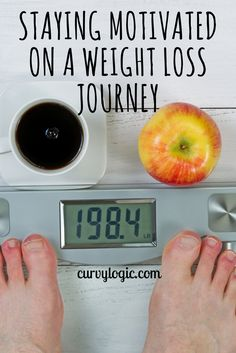 Staying Motivated on a Weight loss Journey
