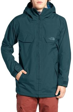 The North Face Brohemia Waterproof Jacket