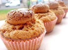 Muffins ricotta amaretti