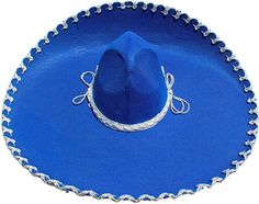 Amazon.com: Authentic Mariachi Hat Jaripeo Mexican Sombrero Adult Size Made in Mexico (Assorted Colors Available) (Grey): Clothing