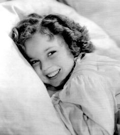 SHIRLEY TEMPLE ... Portrait for Wee Willie Winkie, 1937.
