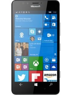 #Microsoft #Lumia950, a powerful #smartphone by Lumia that comes with innovative features, ultimate back camera & an updated Windows 10 OS.