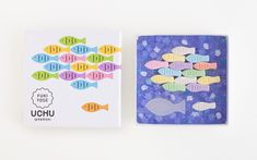 Peixinhos   UCHU wagashi