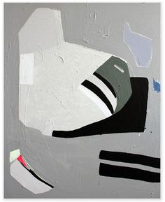 Hayal Pozanti - Glass Candy, Acrylic on Wood Panel - 24 X 30 inches - 61 x 76 cm, 2012