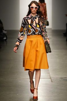 Karen Walker Herfst/Winter 2015-16 (3) - Shows - Fashion - VOGUE Nederland