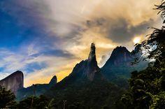 Parque Nacional da Serra dos Órgãos – Rio de Janeiro.