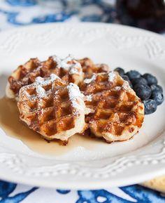 French Toast Waffles Recipe - RecipeChart.com