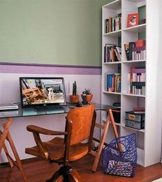 Home Office Pequeno: 22 Brilhantes Dicas + 50 Fotos