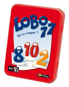 Lobo 77 - Jeu de société d'ambiance - Gigamic Board Games, Candy, Amazon Fr, Images, Google, Mental Calculation, Tabletop Games, Cards, Video Game