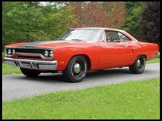 1970 Plymouth Road Runner 383/335 HP, Two Broadcast Sheets.
