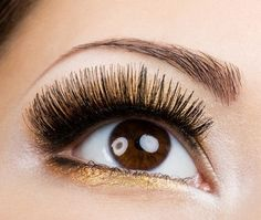 makeup tips for brown eyes (future reference for my brown eyed girl)