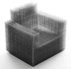 Composition Chair / Kouichi Okamoto