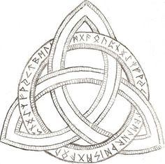 Triquetra Runes
