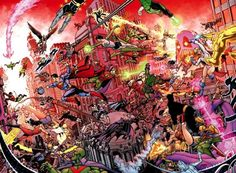 Marvel v DC: Infinite Crisis - Why it would be Awesome!