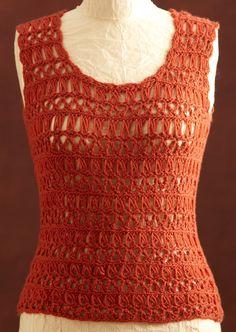 Broomstick Lace Crochet Shell Pattern