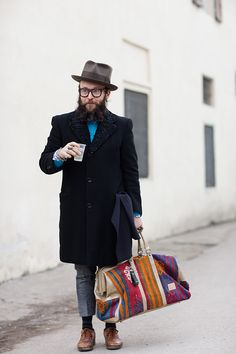 YES. To everything about this photo.   (via On the Street….. The Fortezza, Florence « The Sartorialist)