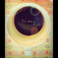 A cup of friday - baroes