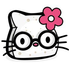 Hello Tosti hello kitti, kitti obsess, ℋkkitti glitteℛ, hello tosti