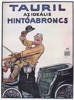 Old Hungarian Posters