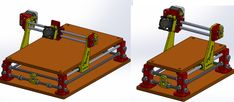 Thingiverse User Brings You Open-Source 3D Printed Laser Cutter and Engraver
