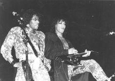 Sir CaseyTerry & Tony Christian Mazarati circa 1986, St. Paul, MN.  Screenshot by Lightshot