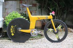 FFFixe : Not sure what it is, seems like a pista bike