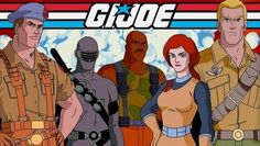 GI Joe - I wanted to be Scarlett Arte Dc Comics, Tough As Nails, Saturday Morning Cartoons, Cartoon Movies, Animation Series, Have Time, Childhood Memories, Tv Series, Anime