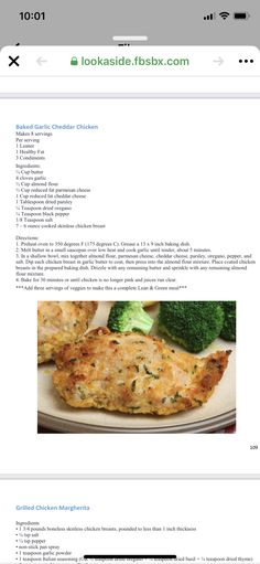 Lean Protein Meals, Healthy Low Calorie Meals, Lean Meals, Healthy Dinner Recipes, Whole Food Recipes, Lean Recipes, Cooking Recipes, Clean Eating, Healthy Eating