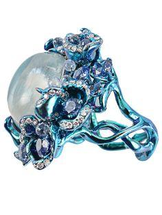Arunashi Moonstone Ring  $37,800