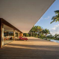Casa Txai, Itacaré, Brasil - Studio MK27 - foto: Fernando Guerra