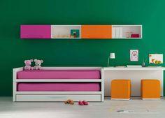 Habitación infantil con Cama Block
