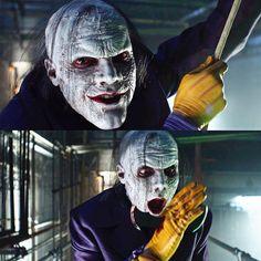Joker Dc, Joker And Harley Quinn, Batgirl, Catwoman, Gotham Characters, Tom Hardy Legend, World Of Chaos, Watch The World Burn, Gotham Tv