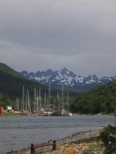 Puerto Williams, Tierra del Fuego, Chile.