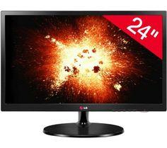 "LG 24EN43VQ Pantalla LED 24"" Full HD B00EZU39CM - http://www.comprartabletas.es/lg-24en43vq-pantalla-led-24-full-hd-b00ezu39cm.html"