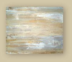 Large Original Abstract Acrylic Painting Fine by OraBirenbaumArt