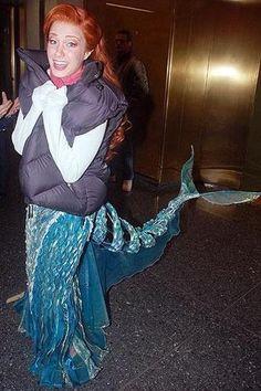 Sierra Boggess 36. The original costume.