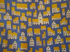 Vintage Vera Neumann Square Scarf » I have this one!