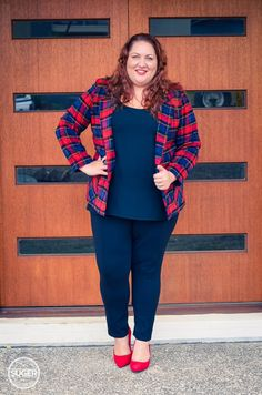 Aussie Curves: Second-Hand - Suger Coat It /// plus size fashion blog australia