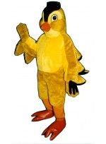Mascot costume #411-Z Finch