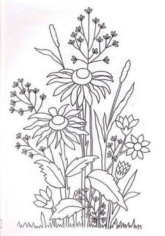 Embroidery papper