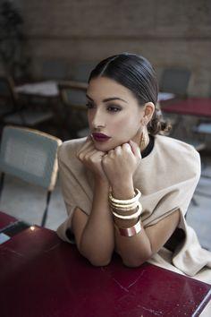 Virginia di Mauro photography #classy #editorial chic on the go #chic Manola Spaziani Mua  #elegant #magazine