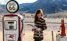 Nostalgische Tankstelle an der Route 66 © David Gochfeld