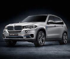 BMW X5 eDrive