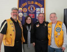 Slidell Noon Lions Club support Bring It Home Northshore project