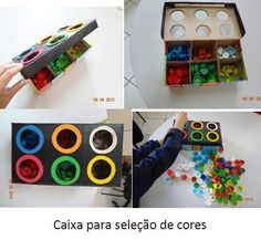 The Effective Pictures We Offer You About Montessori Materials math A quality picture can tell you many things. You can find the most beautiful pictures that can be presented to you about Montessori M Montessori Materials, Montessori Activities, Color Activities, Toddler Activities, Preschool Activities, Learning Colors, Kids Learning, Diy For Kids, Crafts For Kids